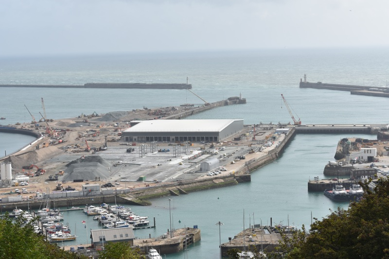 Tekta UK delivers 20 loading bays to Port of Dover