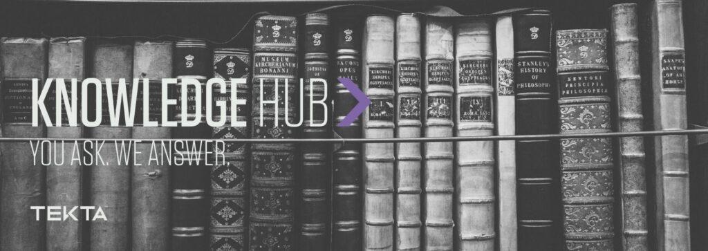 Tekta Knowledge Hub