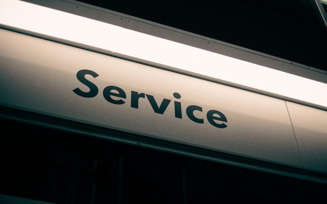 Job Vacancy: Service Co-Ordinator